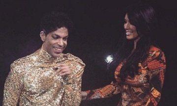 Kim Kardashian Finally Explains Why Prince Kicked Her Offstage