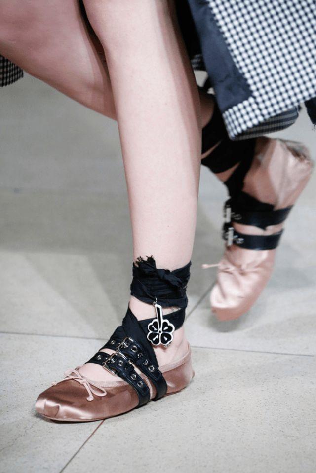 MIU MIU Spring Summer 2016   Confesiones de una Casual girl   #trends #shoes #runway #fashion #moda #tendencias #zapatos #blogdemoda #blog