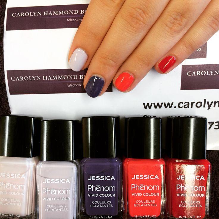 New #Phenom colours at the salon