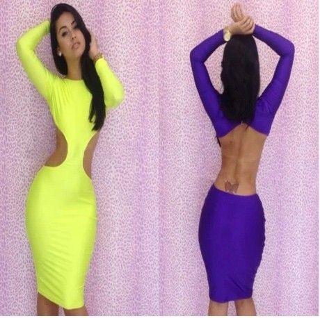 2014 новых европейских и американских ночной клуб сексуальное платье мода весна повод платье очаровательная вечернее платье - Taobao