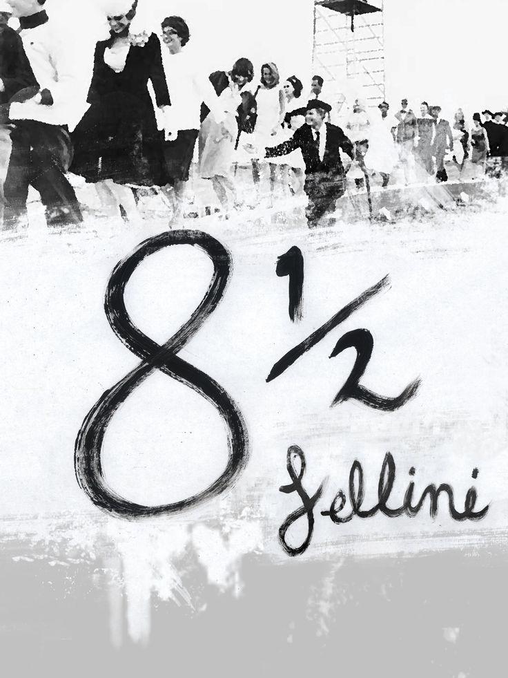 Blk. & White and Totally Felliniiiiiii