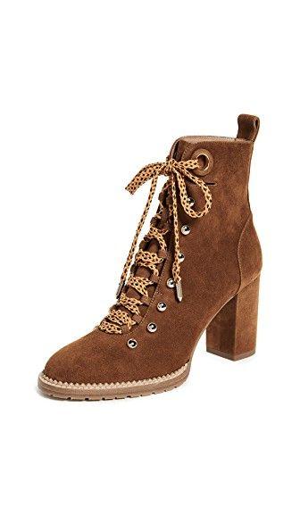 e2b458d8d2136 AQUAZZURA HIKER 90 BOOTIES.  aquazzura  shoes