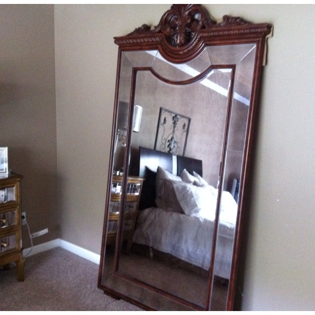 17 Best Images About Antique Mirrors On Pinterest Vanities Antiques And Old Mirrors