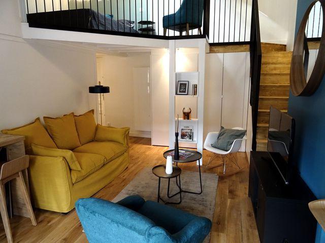 Decoration Interieur Lounge Italie