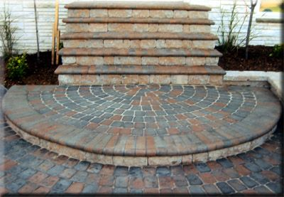 brick landscaping - Google Search