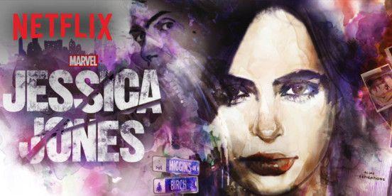 Game of Tretas: Jessica Jones: a nova queridinha da Netflix!