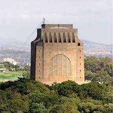 Voortrekker Monument.  My Grandpa helped build this.  :)