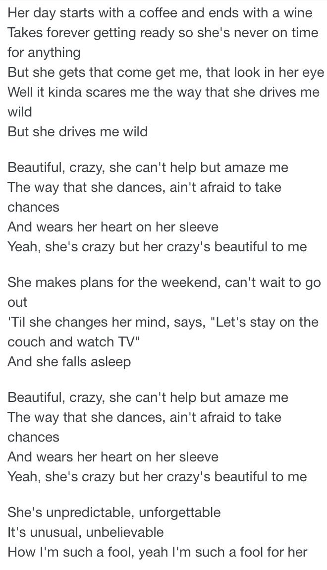 I Love It When We Re In The Car And He Sings This To Me It