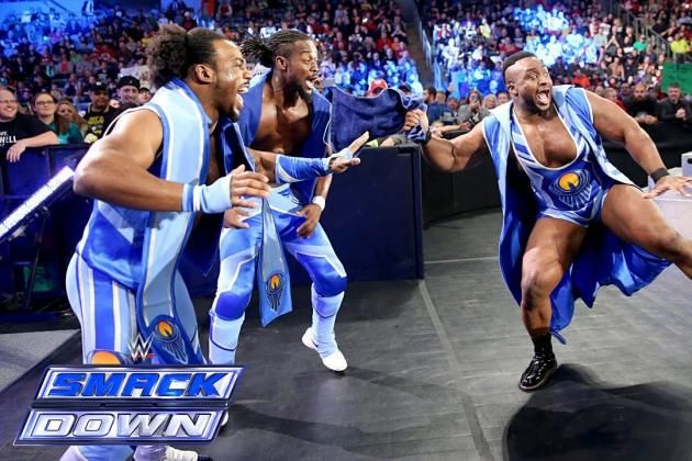 WWE SmackDown Results: Winners, Grades, Reaction and Highlights from August 20