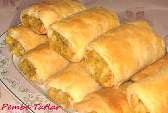 Kıyır Börek Tarifi | Yemek Tarifleri Sitesi | Oktay Usta, Pratik Yemekler