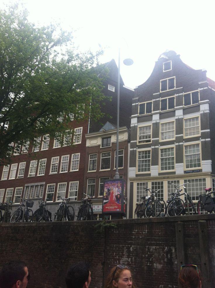 Amsterdam, the Netherlands...