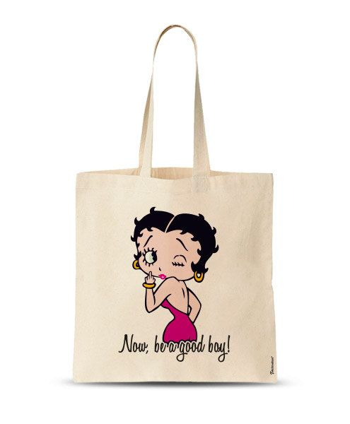 FREE SHIPPING Be a good boy Tote Bag vintage Tote Bag by store365