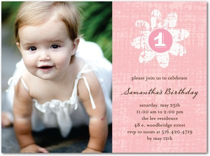 10 best Daisy Birthday Party Invitations images – Toddler Girl Birthday Invitations