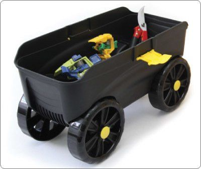 Christmas Gardening Hamper Gift Set For Any Gardeners: 3-in-1 Seat N Roll (Seat and Wheel, Tool Box and a Kneeler) ++ Garden Trolley ++ Free Leaf Grabbers: Amazon.co.uk: Garden & Outdoors