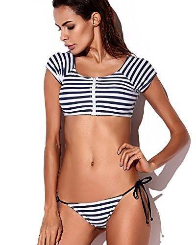 Tankini Bikini Set