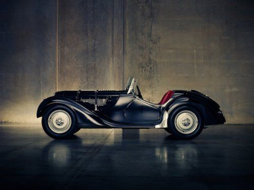 1928 BMW 328 Photographed by Christopher Wilson