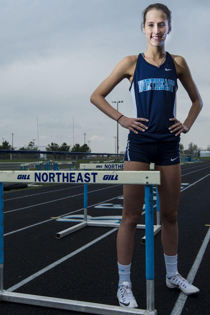 Female athlete of the year northeast s aleenah marcucci