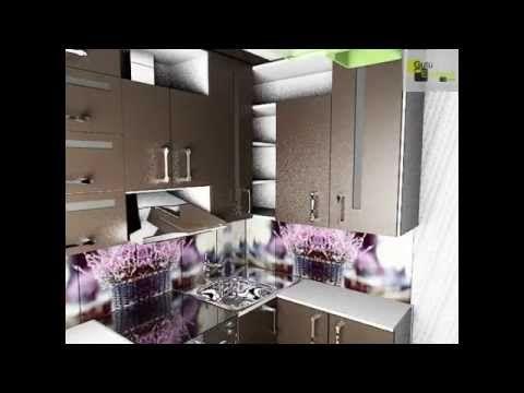 дизайн маленькой кухни для небольшой квартиры