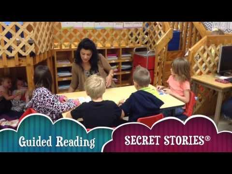 """Butter or Buter?"" The Best Vowel-Trick EVER!!  The Secret Stories® Phonics Secrets—Mommy E™ and Babysitter Vowels™ with professional development video and guided reading group clips (with Katie Garner)"