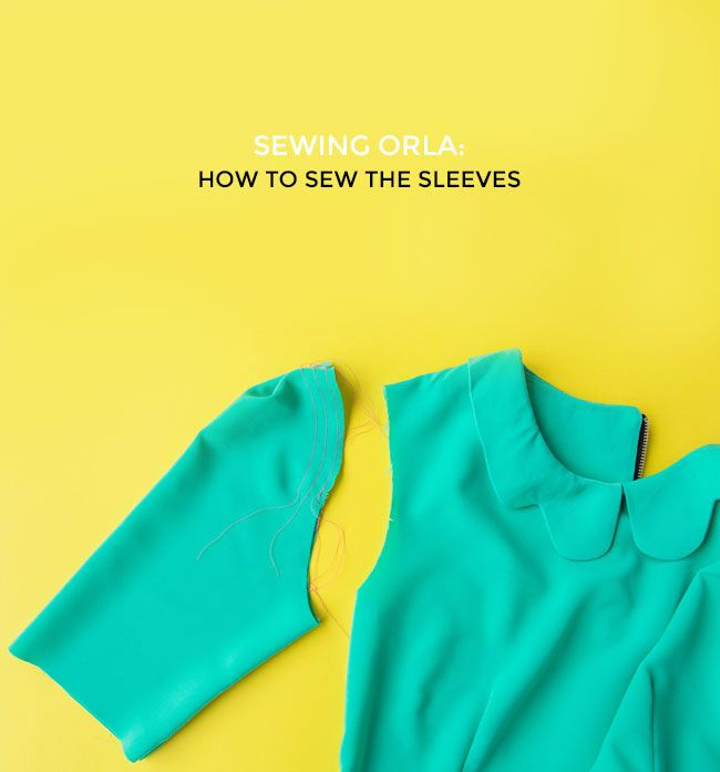 How to Sew Sleeves - Tilly and the Buttons | Shirt Sewing Information, Tips, and Tutorials | Learn How to Sew Shirts