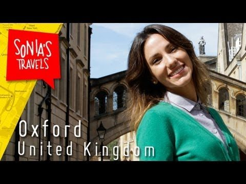 Travel United Kingdom: Oxford from @Sonia Gil Member of www.thedailybasicswhoswho.com blogger lifestyle directory