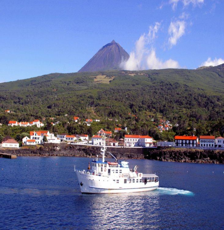 WELCOME TO PICO - AZORES ENJOY PORTUGAL HOLIDAYS www.enjoyportugal.eu