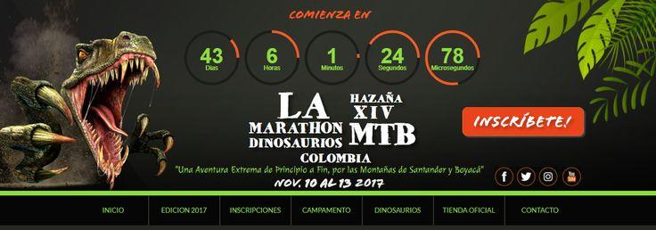 """🌄🚵🌵 #Sáchica lista y unida para este gran evento🌵🚵🌄 XIV Dinosaurios Mtb Marathon 2017 """"La Hazaña"""" ••••••••••••••••••••••Bienvenidos a #Sáchica•••••••••••••••••••••••••••  •••Casa del #ciclomontañista en #Colombia••• ☎ RESERVE HOY MISMO QUE LOS CUPOS SE AGOTAN ☎ goo.gl/xA7huS"""