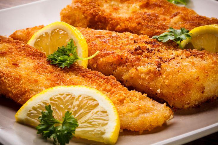 Nem hullik szét a rántott hal, ha így csinálod - Kívül ropogós, belül finom puha - Karácsony | Femina
