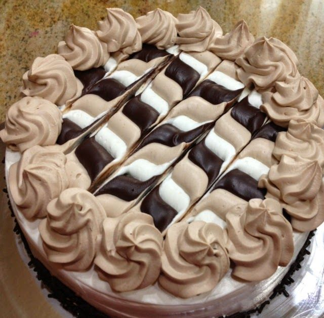 Frosted Art: Dessert Cake Design- Cake Decorating- How To