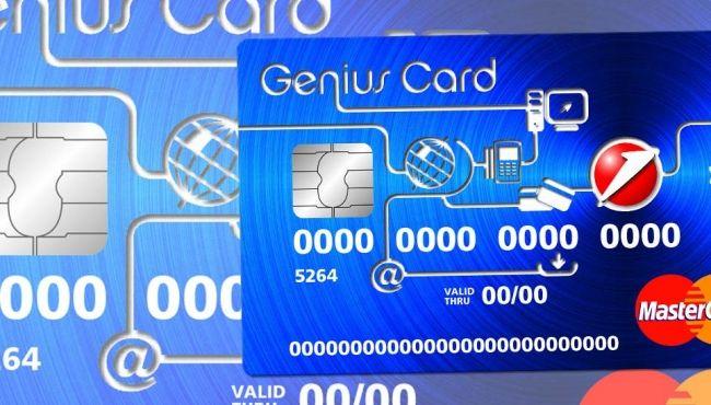 Genius Card, la Carta Prepagata con IBAN di Banca Unicredit - Carta Cento per Cento