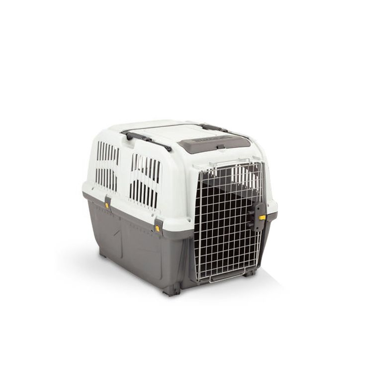 Caixa de Transporte para Cães e Gatos Skudo IATA MPS. #petmeupet #caixadetransporteparacaes #cachorro #gato