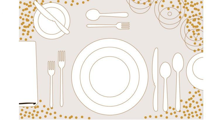 Template Free Template Place Setting Template Place Setting