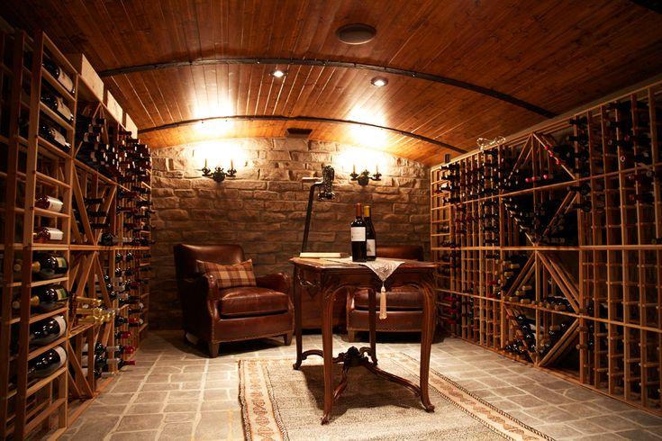 Cave à vin - #cave #vin #caveavin Photo © Stéphane Duquesne