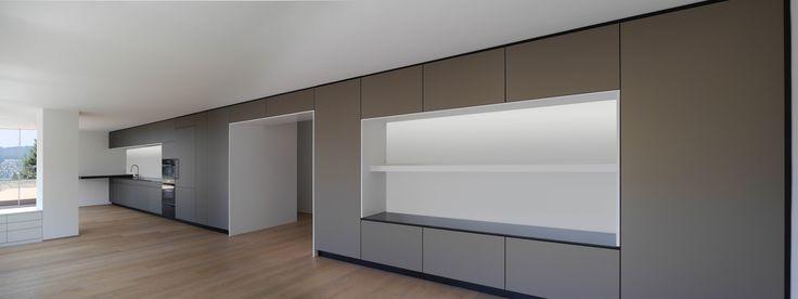 Küche/Wohnen Umbau Attika-Wohnung