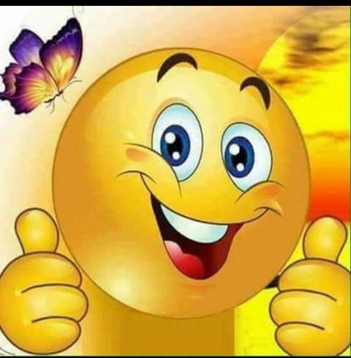 Lachender whatsapp smiley