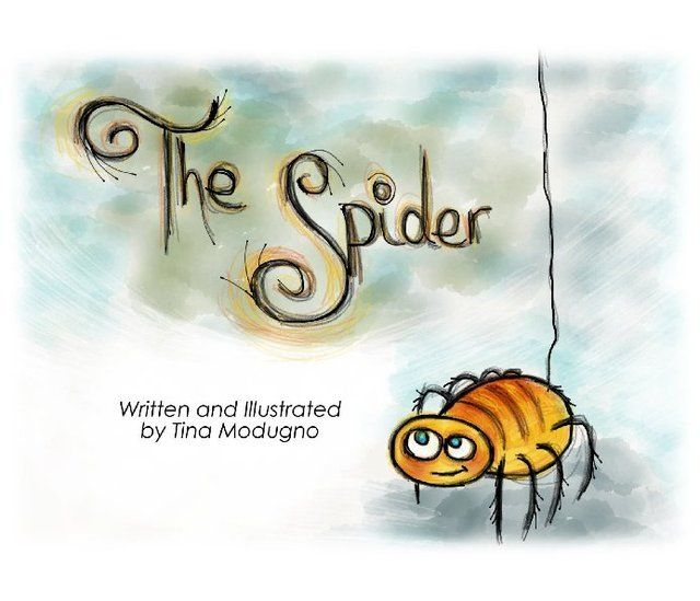 My first ebook in a possible series.  This is the tale of a hungry little spider and his trials to get through the winter.