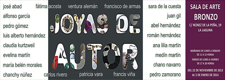 Cartel Exposición.