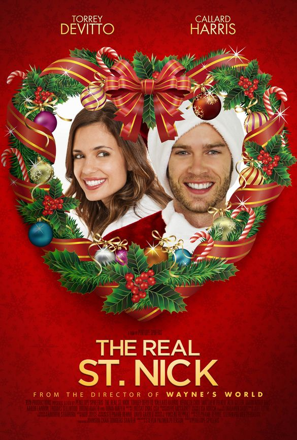 Someone Straight Up Is Santa Claus | The Anatomy Of Every Made-For-TV Christmas Movie