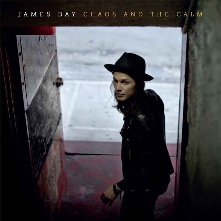 James Bay Chaos and the Calm Album Cover