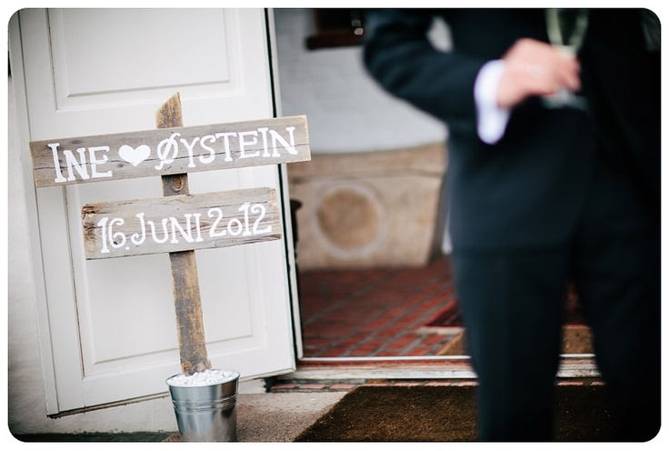 Ine & Øystein | bryllupsfotograf Our wedding