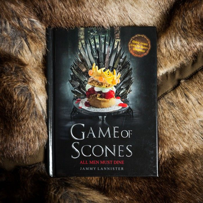 Game of Scones: Libro di Ricette