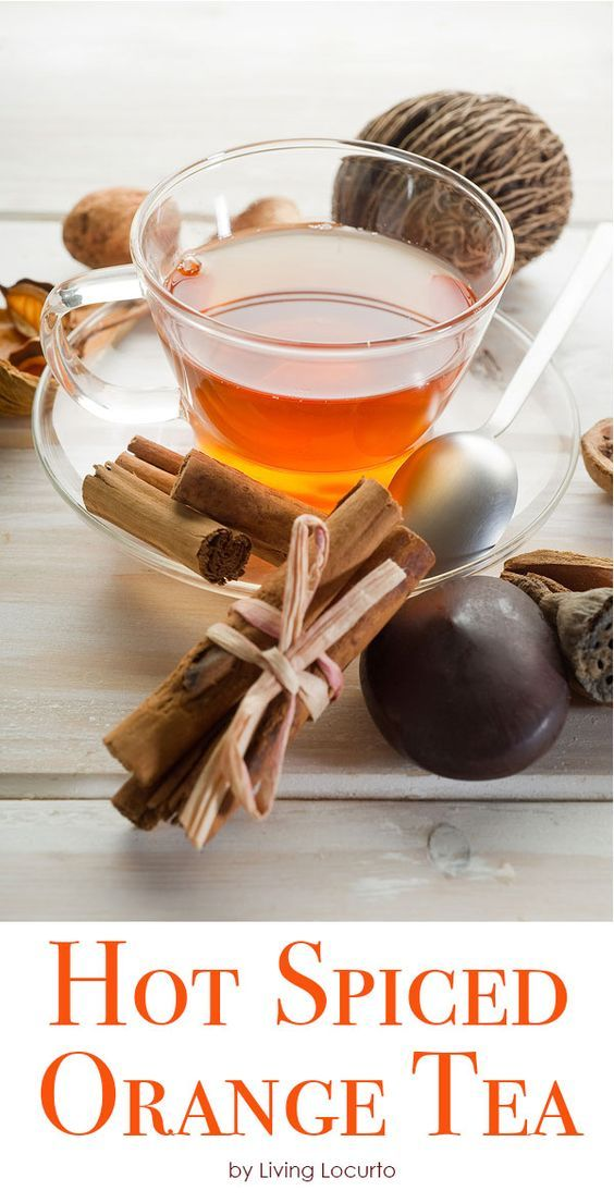 Fall weather calls for snuggling up with a good book and a nice warm mug of goodness! Tea is a perfect hot drink, this is one of my absolute favorite Hot Orange Spiced Tea Recipes! It also makes perfect gifts.