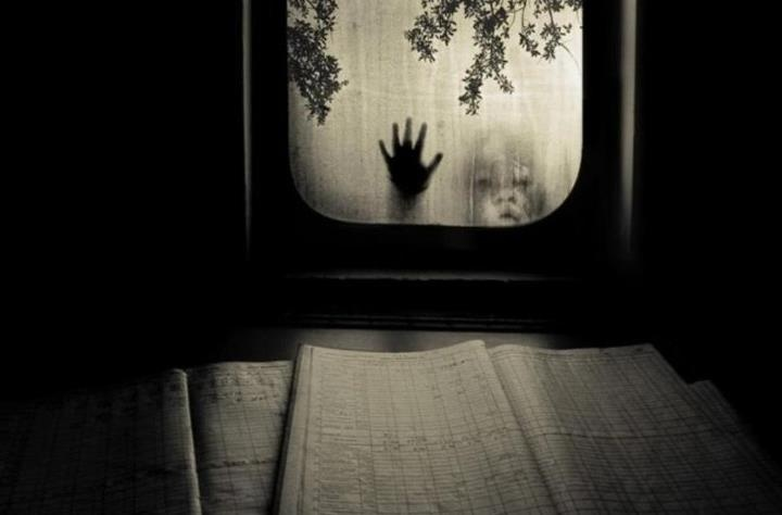 Don't let it in or you'll be next.........