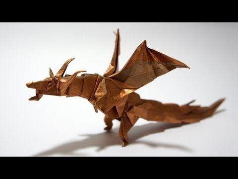 Jo Nakashima shares wonderful Origami creations via YouTube.  Check it out: http://www.youtube.com/user/jonakashima?feature=digest_sun