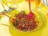 Red Bean Salad Recipe  Good but not great- will make changes next time I make it