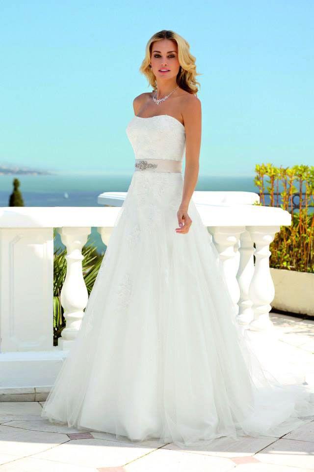 Brudklänning 34024 Stilissima