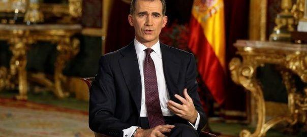 TV3 envia el missatge de Nadal de Felipe VI al canal 3/24