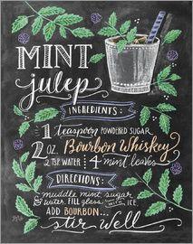 Lily & Val - Mint Julep Rezept