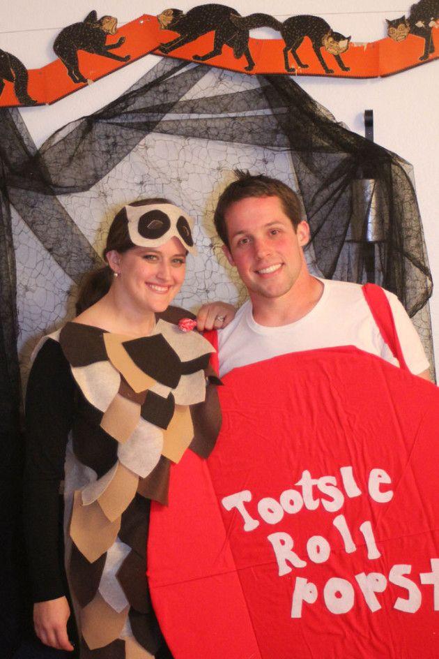 Tootsie Roll Pop and the Owl | www.amusingmj.com
