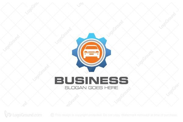 Logo for sale: Auto Service Logo